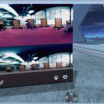 360°動画を再生
