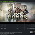 for-honor-nvidia-geforce-gtx-recommended-graphics-cards