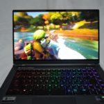 インテル共同開発ガレリアGCR1660TGF-QC-Gレビュー!国内最軽量ゲーミングノートのスペックはいかに!?